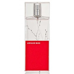 Armand Basi Туалетная вода In Red edt 100 ml (ж)
