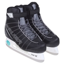 Коньки BAUER FLOW REC ICE SKATE MEN, размер 7