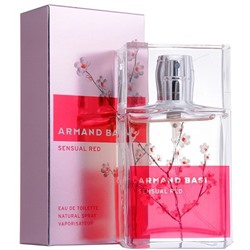 Armand  Basi     SENSUAL  RED   W   edt  30 ml.